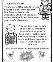 OLGC Box Tops