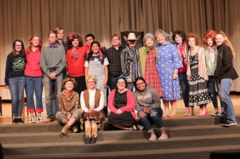 HS One Act Play Fall Production