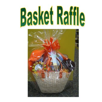 Basket Raffle Collection is happening now!