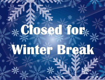 2019-2020 Calendar Update: School System Closure December 23 - January 1