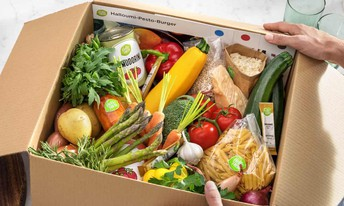 Free Food Market - September 2