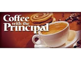 Principal's Coffee This Thursday