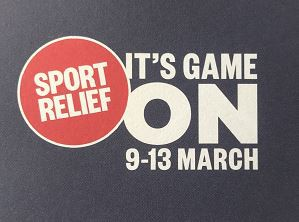 Sport Relief - Friday 13th March