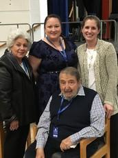 Amethyst and Emerald Students Hear from Holocaust survivor Abraham Weiner