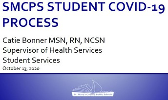 SMCPS COVID-19 PROCESS