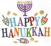 About Hanukkah by Angela Agbi