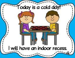 Recess & Temperature Guidelines