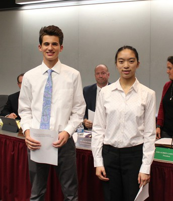 Student Board Representatives