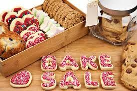 BAKE SALE THIS WEEK!