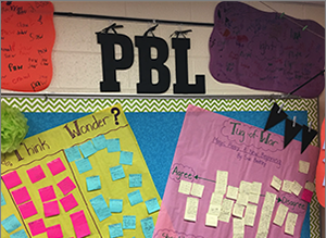 A PBL Culture of Thinking: Routines