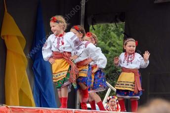 Ukrainian Dancing  Grade 1 & 2