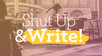 Shut Up & Write! BPL Young Adults