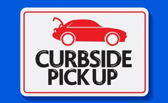 Coming Soon: Curbside Library Service!