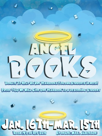Angel Books are BACK