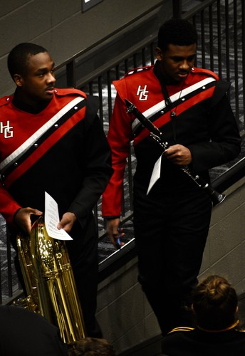 Currys Make All-State Band
