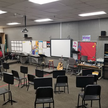 About the Harpeth Band Program