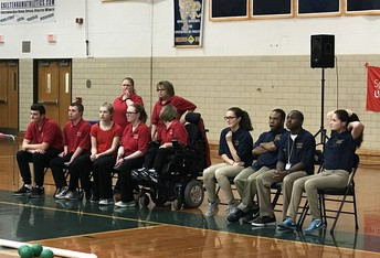 Unified Bocce Hosts First Home Match