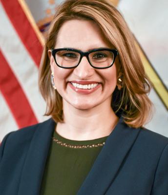 Lt. Governor Peggy Flanagan