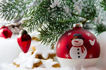 Christmas Decorations Donations