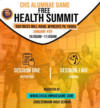 CHS Alumnae Game Free Health Summit