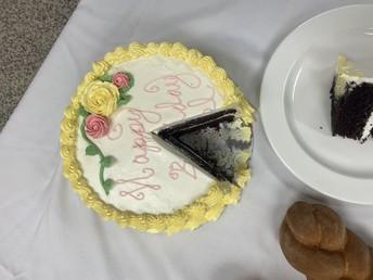 Abby's Winning Cake
