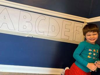 Preschool Letter Practice