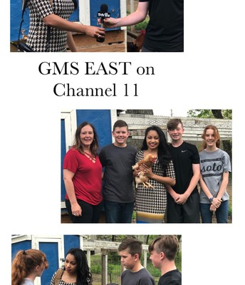 GMS EAST Shares Community Project on Channel 11