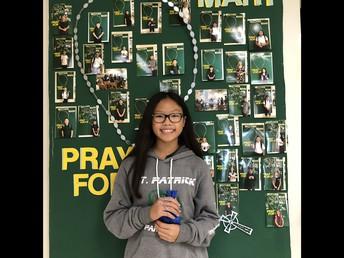 Kaytlyn - 8th Grade
