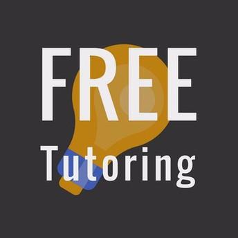 Free Tutoring!