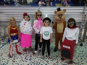 23rd Annual Costume Contest Winners-Congratulations