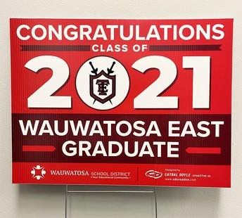 Senior Graduation Yard Signs