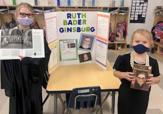 Meet Ruth Bader Ginsburg