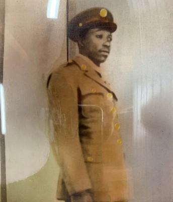 Earlie Cathcart, Army Veteran of World War II