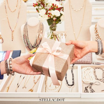 Grab some Stella & Dot and show your support at the same time!