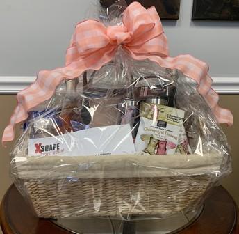 Designer Bag Gift Basket