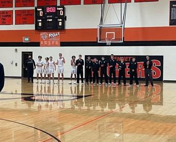 Boys Basketball!