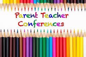 PARENT/TEACHER CONFERENCES  Feb 13 & 14