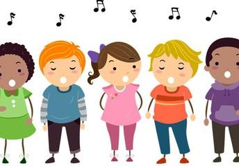 Kindergarten Concert--Apr. 18