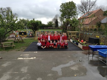 EYFS and Y1 Outdoor Areas