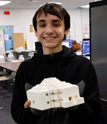 Alexander Zaccarine, CHS/Auburn Student
