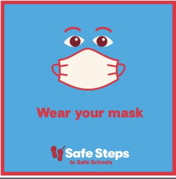 Safe Steps for Safe Schools / Pasos Seguros para Escuelas Seguras