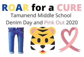 Tamanend Pick Out is October 20 & October 23