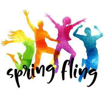 Junior High Spring Fling