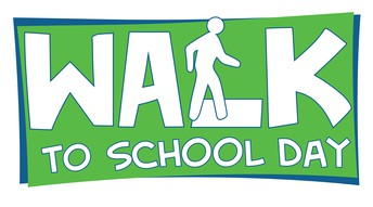 Walk to School Day is October 10th!