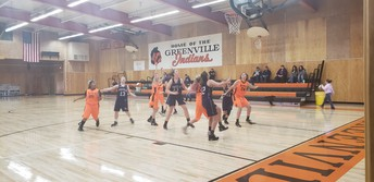 Jr. High Girls' Basketball
