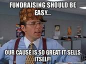 Fall Fundraising Stats