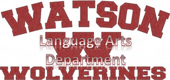 Watson Language Arts Department