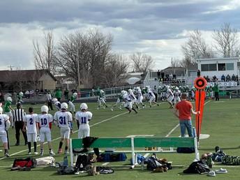 J.H. Football
