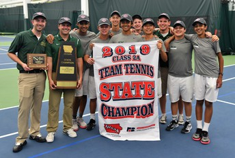 West High Finishes 1-2-2 in State Tennis, Soccer Championships