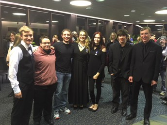 Lebanon Valley College Honors Band